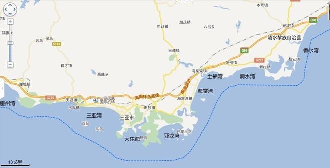 中国国旅研究----海南岛,三亚,海棠湾(投资旅游皆可)