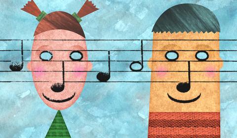 raja基于学校课程共同设计的,raja是个拥有超过30年经验的音乐教育家.