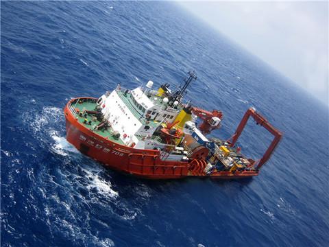 "极致——""海洋石油709""船印象"
