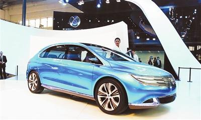 比亚迪腾势电动汽车将上市 售价超40万