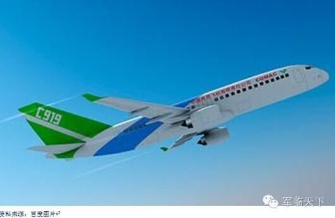 中国大飞机产业链提供