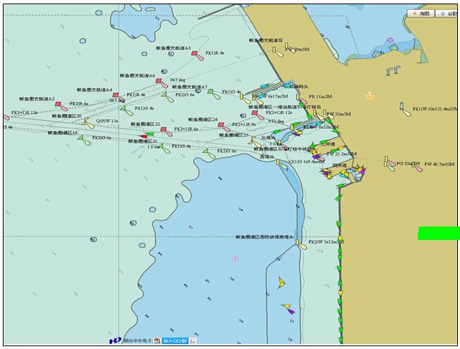 营口北海浴场地图