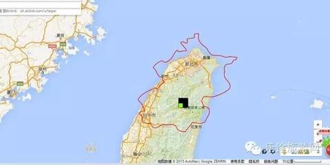 台湾岛土地面积3.6万平方公里