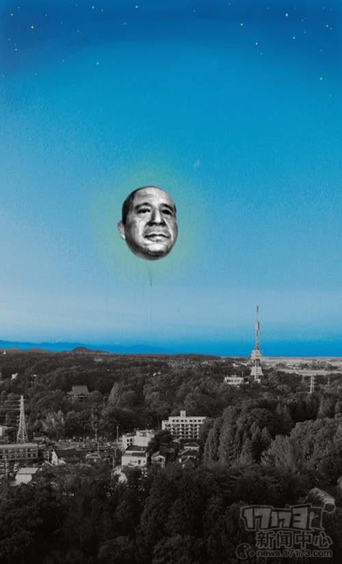 这个创意好:气球上印上真人头像