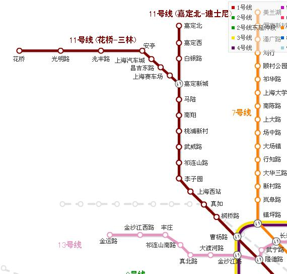 我想在昆山花桥买房子,地铁11号线下还会修S 1号线吗图片
