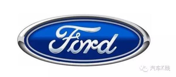 福特的标志图片