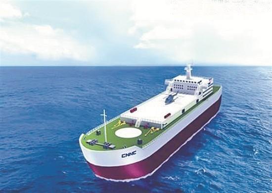 我国将在南海岛礁建造20座海上核电站  中国海洋核动力平台效果图 原标题:中国将在南海搞个大工程,它的作用比航母大 中核集团官方微信在7月14日摘选的一条消息称,中国科技人正在撑起中国作为全球大国脊梁。随着中国海上民用核动力技术成熟,中国正在全力建造海上核动力平台及破冰船。 消息称,中国首艘海洋核动力平台即将在中船重工集团旗下渤船重工进行总装建造,而中船重工未来将批量建造近20座海洋核动力平台。 第一财经记者注意到,国家原子能机构主任许哲达曾于1月27日表示,中国的海上浮动核电站(即海洋核动力平台)正在规