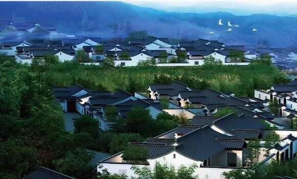 绿城将在秦皇岛北部建小镇, 5个秦皇半岛大小