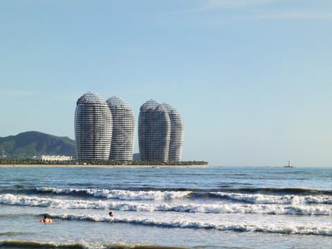 三亚凤凰岛养生度假公寓