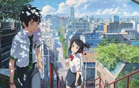 日系动画风景壁纸