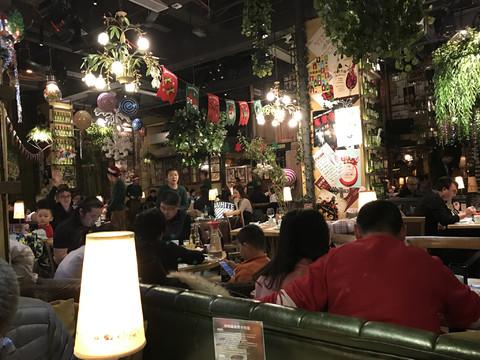 赵约瑟-bmc:西安高新胡桃里音乐餐厅