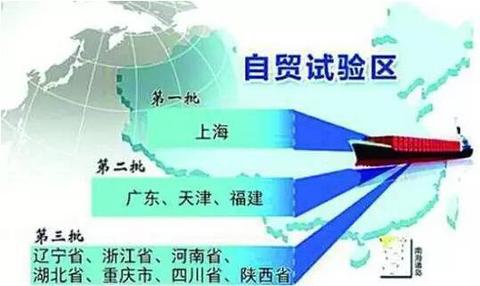 四川省,陕西省新设立7个自贸区,有望在本月底统一正式挂牌,整体方案有
