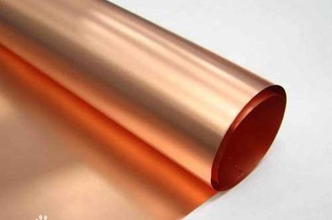 铜箔是覆铜板(ccl)及印制电路$板$(pcb)制造的重要的材料.