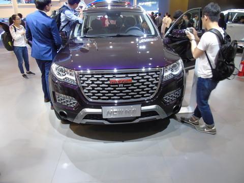 开始玩股票:$长城汽车(02333)$ 上海车展见闻--对于长城