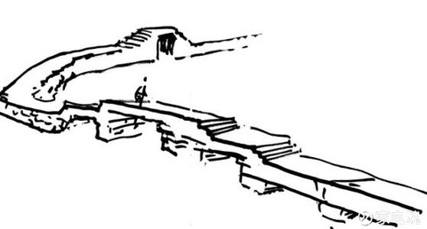 家电单体手绘线稿