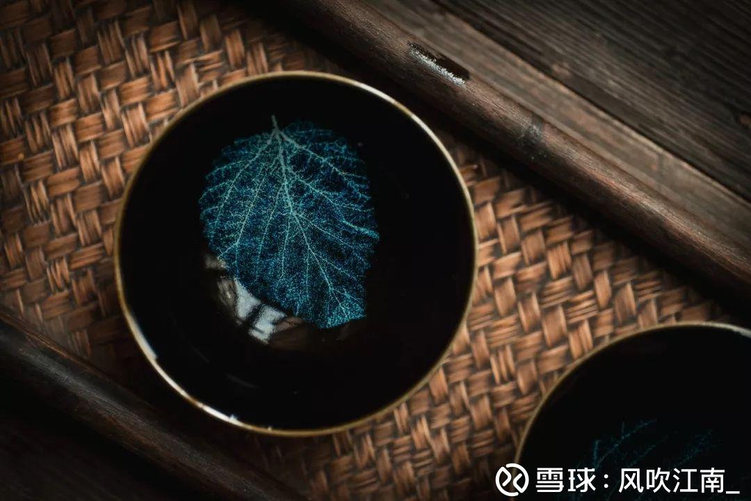现在冰蓝木叶天目正带着它的一切向你走来, 珍藏它,也是珍藏一段独属图片