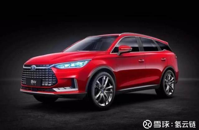 比亚迪唐ev,丰田mirai,谁才能主宰新能源汽车的未来?