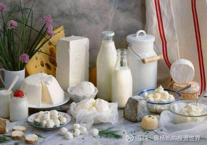 崛起的乳制品,十五年行业发展综述