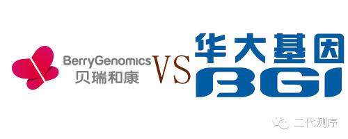 贝瑞和康 VS 华大基因 (转)