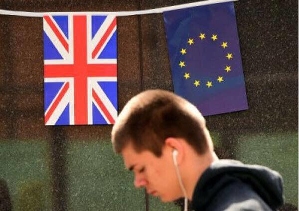杯水风波:英国退欧的来龙去脉 -  - 计划经济消灭财富,计划生育灭绝种族