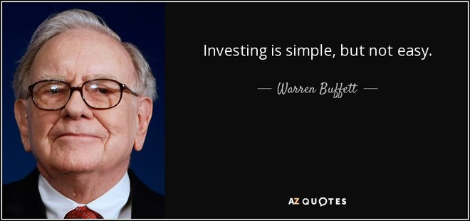 投资很简单,却也不容易