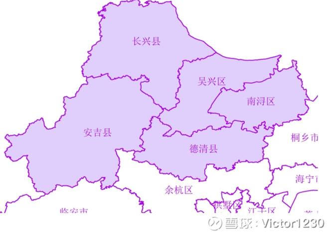 """""""2019年湖州篇《湖州市城市总体规划(2017-2035年)》"""