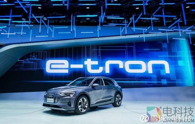 奥迪纯电SUV e-tron明年上市,一大革新改变电动车市场虚标恶习