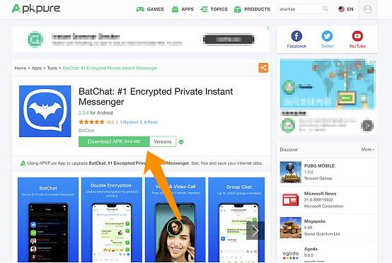 推特封禁账号 加密通讯应用Telegram和Batchat被疯狂下载